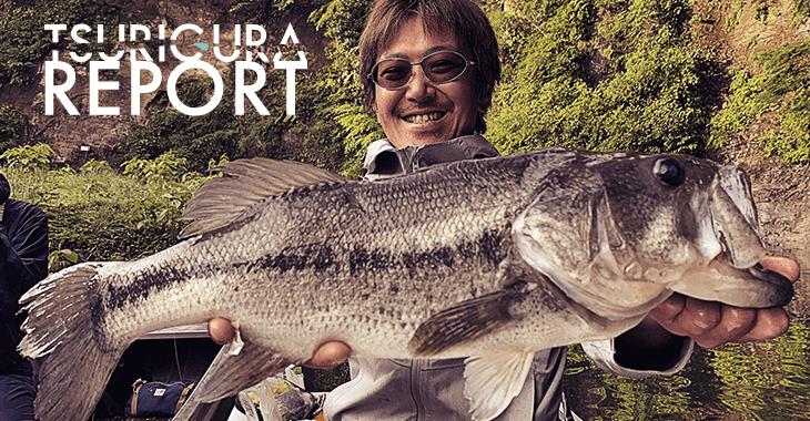 【天才と行くバス釣り】初心者が松本幸雄さんとバス釣りに行くとこうなる in 千葉県三島ダム